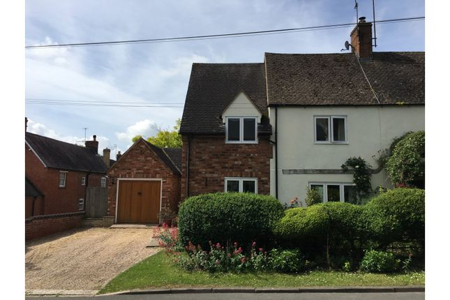 Thumbnail Semi-detached house for sale in Front Street, Stratford-Upon-Avon