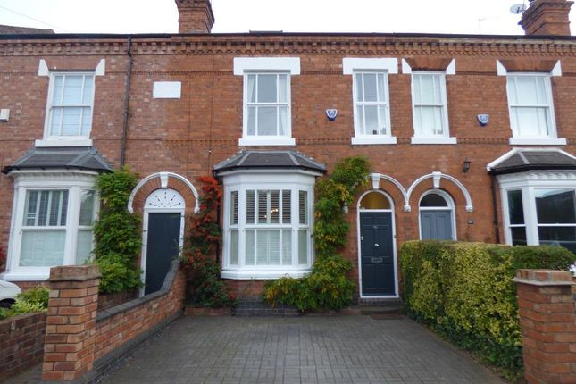 Thumbnail Terraced house for sale in Lonsdale Road, Harborne, Birmingham