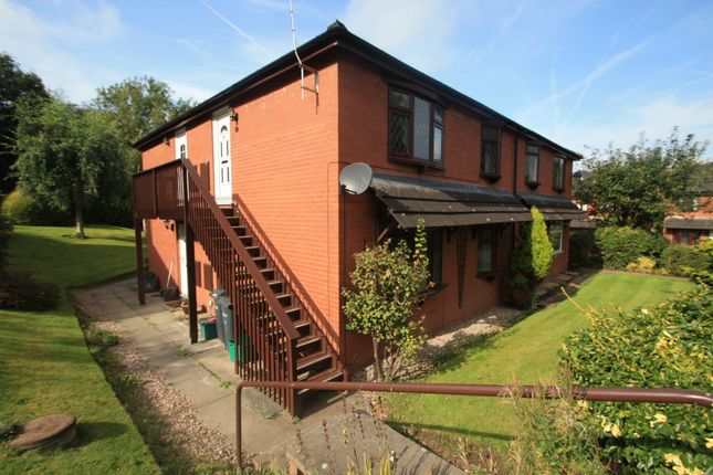 Thumbnail Flat to rent in 5 Fernleigh, Northwich, Cheshire