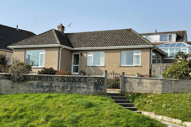 Thumbnail Detached bungalow for sale in Green Lane, Penryn
