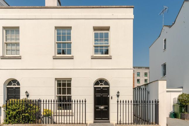 2 bed end terrace house for sale in Gloucester Place, Cheltenham GL52
