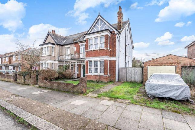 Thumbnail Semi-detached house for sale in Ashford, Surrey