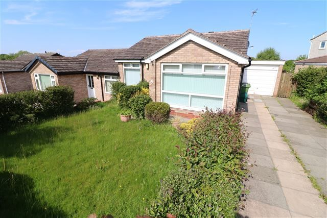 Thumbnail Bungalow to rent in Castlesteads Drive, Carlisle, Cumbria