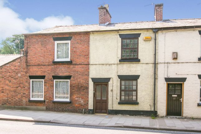 2 bed terraced house for sale in Canal Street, Congleton, Cheshire CW12
