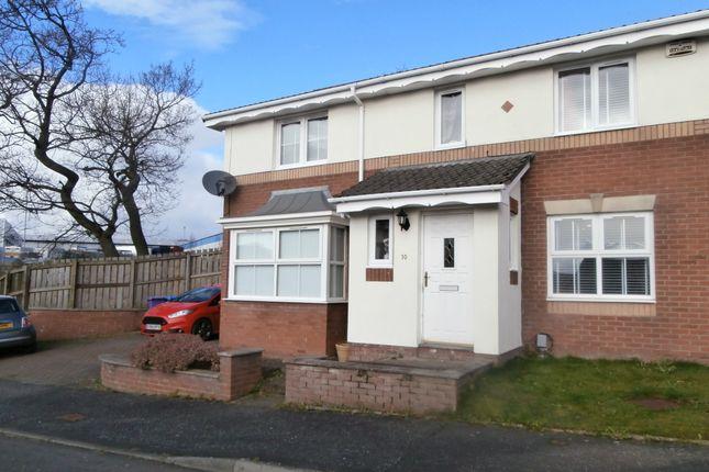 Thumbnail Semi-detached house for sale in Springhill Farm Place, Springhill Farm, Baillieston, Glasgow