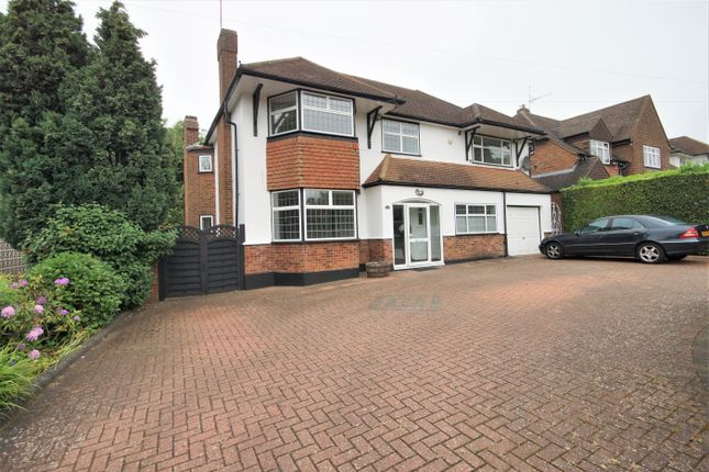Thumbnail Detached house to rent in Bishops Avenue, Northwood, Middlesex