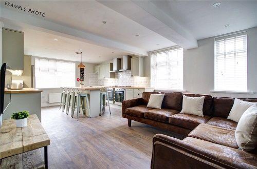 Thumbnail Flat to rent in Flat 3, 42 Bankfield Road, Huddersfield