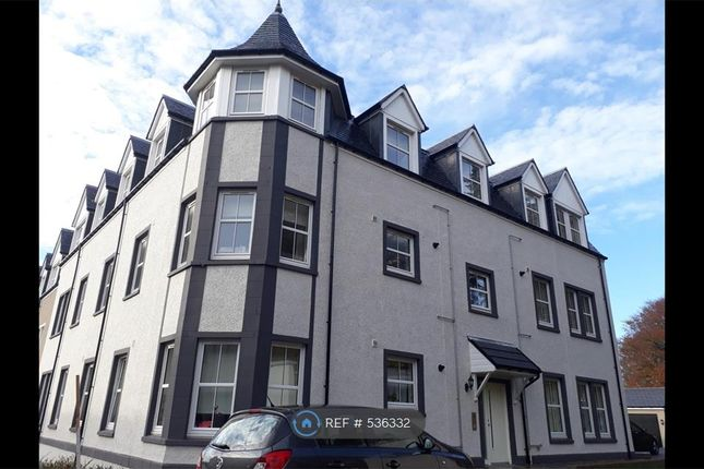 Thumbnail Flat to rent in Castle Meadow, Ellon