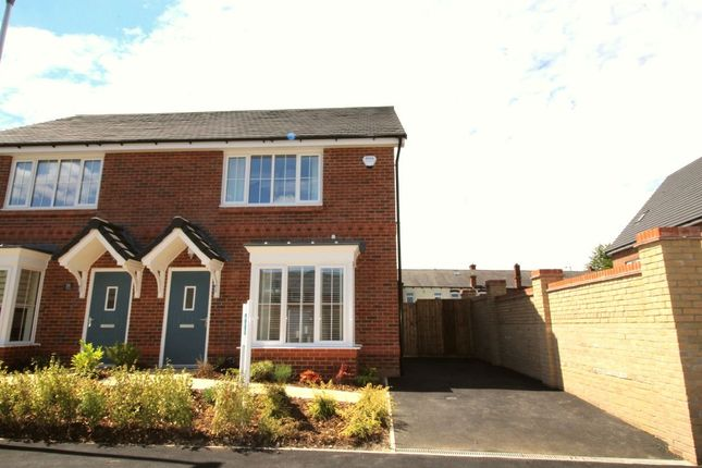 Thumbnail Semi-detached house for sale in Hamilton Square Gloucester Street, Atherton, Manchester