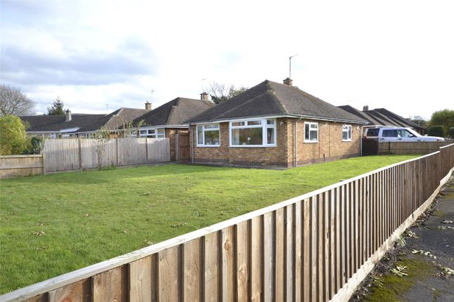 Thumbnail Detached bungalow to rent in Tobyfield Close, Bishops Cleeve