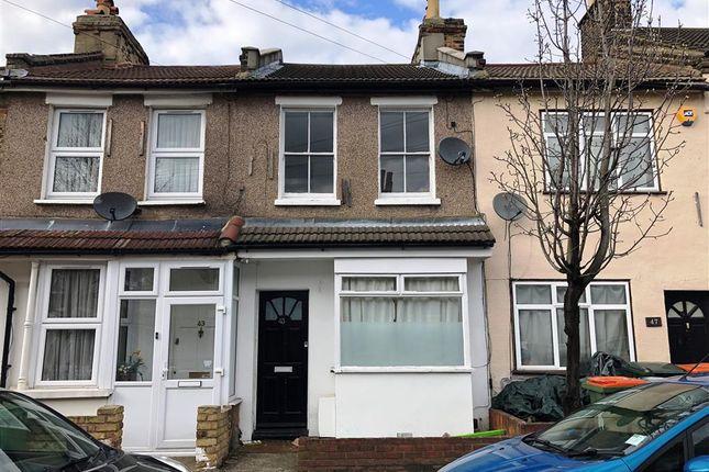 Thumbnail Terraced house for sale in Trevelyan Road, London
