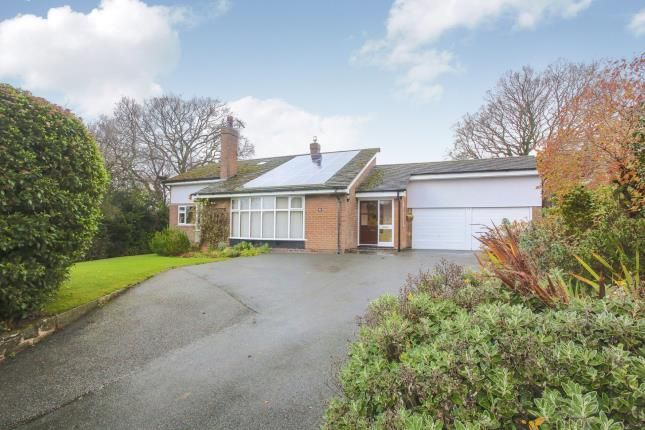 Thumbnail Bungalow for sale in Legh Road, Prestbury, Cheshire, Uk