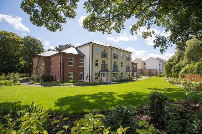 Thumbnail Flat for sale in Swan Meadow, Abergavenny
