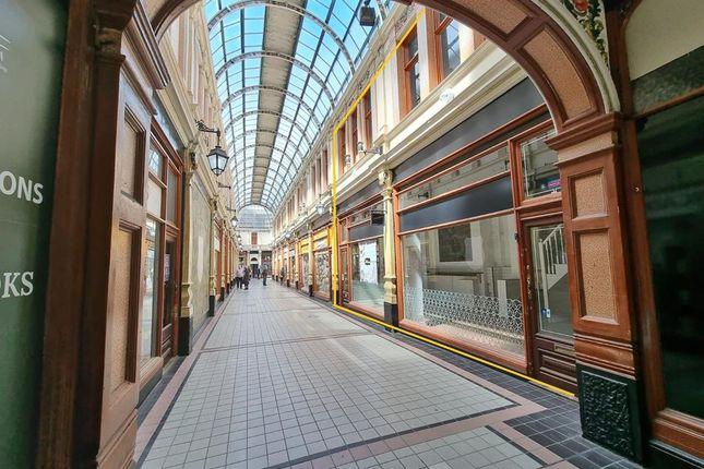 Thumbnail Retail premises to let in 20-22 Hepworth Arcade, Silver Street, Kingston Upon Hull