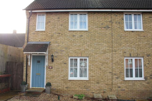 Thumbnail End terrace house to rent in Field Close, Sturminster Newton
