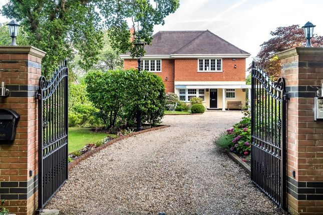 Thumbnail Detached house for sale in Woodside Crescent, Chilworth, Southampton, Hampshire