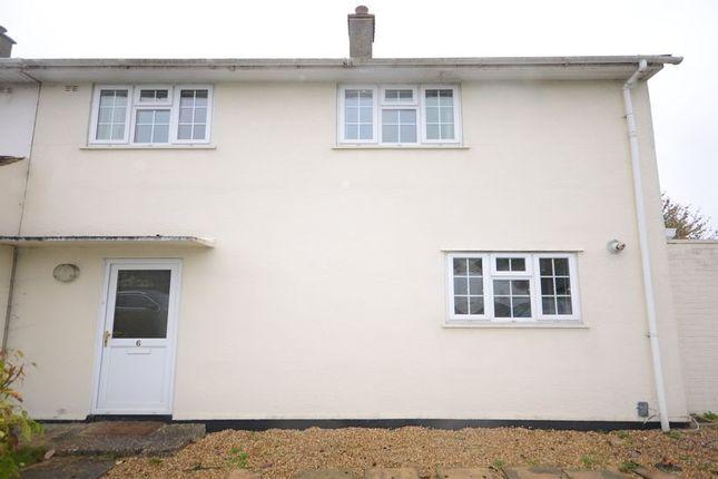 Thumbnail Semi-detached house to rent in Oakridge Road, Basingstoke