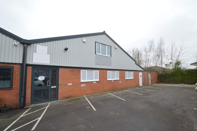 Misan House, Crow Arch Lane Industrial Estate, Ringwood BH24