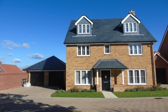Thumbnail Detached house for sale in Lessing Lane, Stone Cross, Pevensey