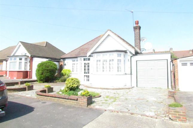 Thumbnail Bungalow to rent in Tolworth Gardens, Chadwell Heath, Essex