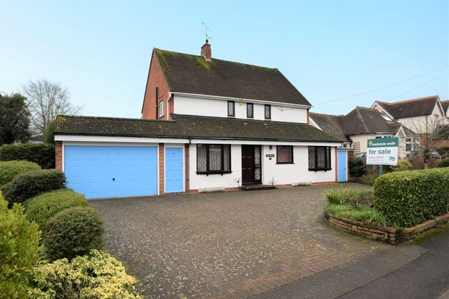 Thumbnail Detached house for sale in Coronation Road, Yateley