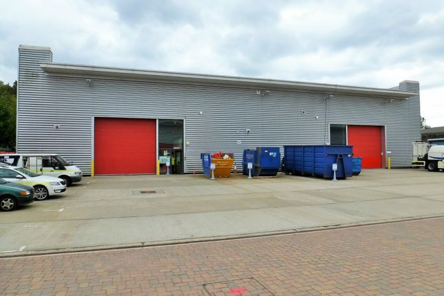 Thumbnail Warehouse to let in 11 & 12 Crowthorne House, Nine Mile Ride, Crowthorne
