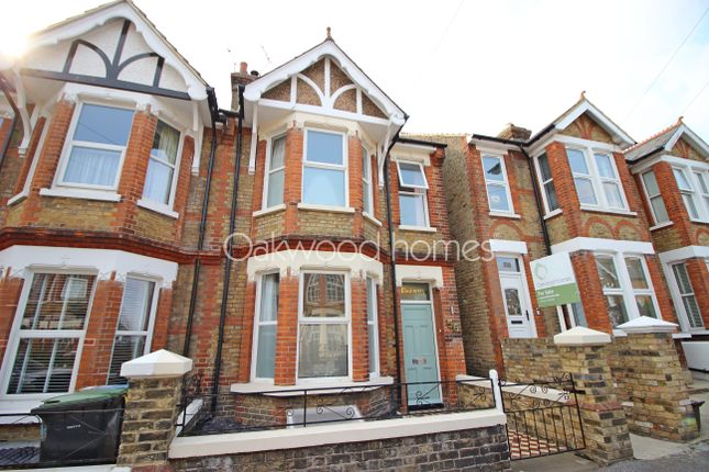 Thumbnail Terraced house for sale in Southwood Heights, Southwood Road, Ramsgate