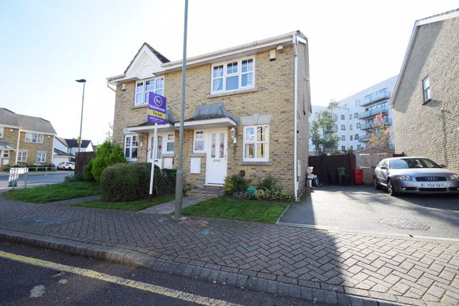 Thumbnail Property to rent in Woldham Place, Bromley