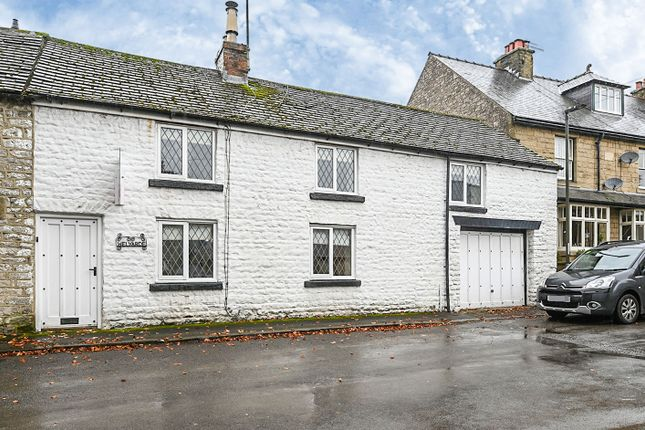Thumbnail End terrace house for sale in Sherwood Road, Tideswell, Buxton