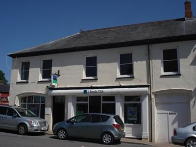 Thumbnail Retail premises to let in Former Lloyds Bank, The Square, Tregaron, Ceredigion