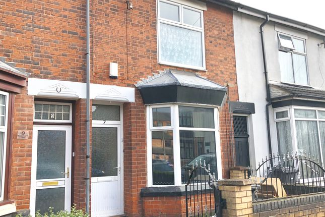 3 bed terraced house to rent in Evington Valley Rd, Evington, Leicester