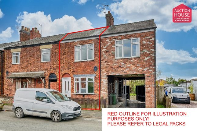 2 bed semi-detached house for sale in 254 Station Road, Winsford, Cheshire CW7