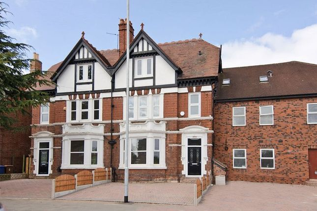 Thumbnail Terraced house for sale in Trent Valley Road, Lichfield