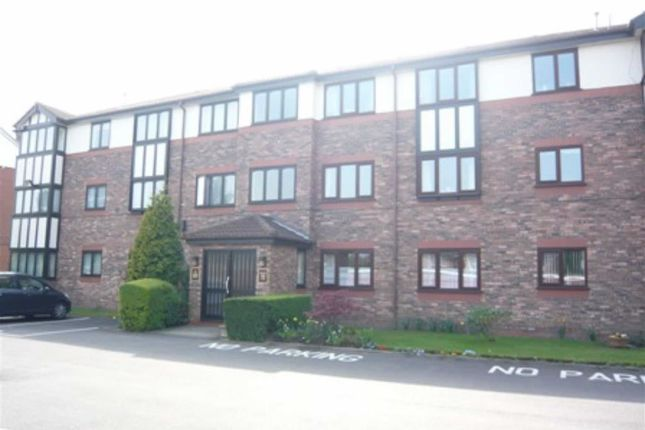 Thumbnail Flat to rent in St James Court, Cheadle Hulme, Cheshire