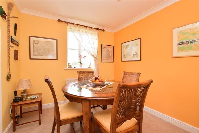 Thumbnail Town house for sale in Reed Drive, Royal Earlswood Park, Surrey