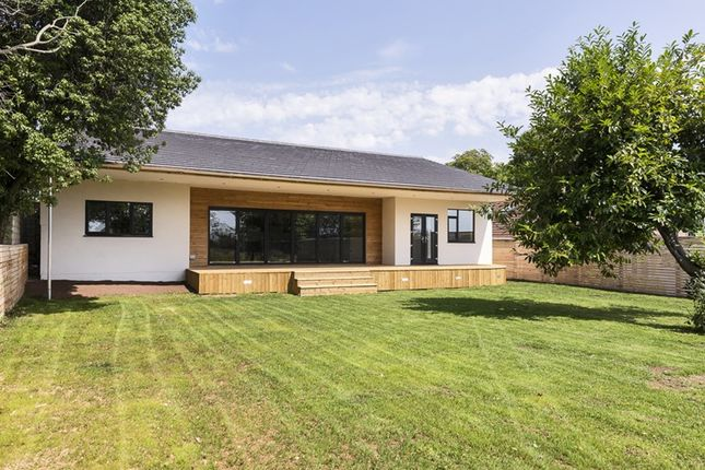 Thumbnail Detached bungalow for sale in Bradford Road, Winsley, Bradford-On-Avon
