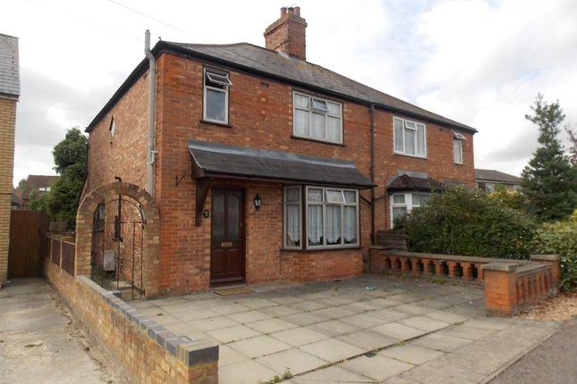 Thumbnail Semi-detached house to rent in Baldock Road, Stotfold, Hitchin