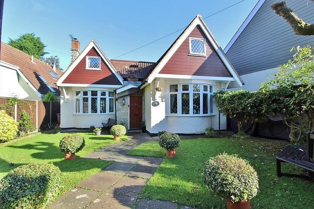 Thumbnail Detached bungalow for sale in The Dale, Widley, Waterlooville