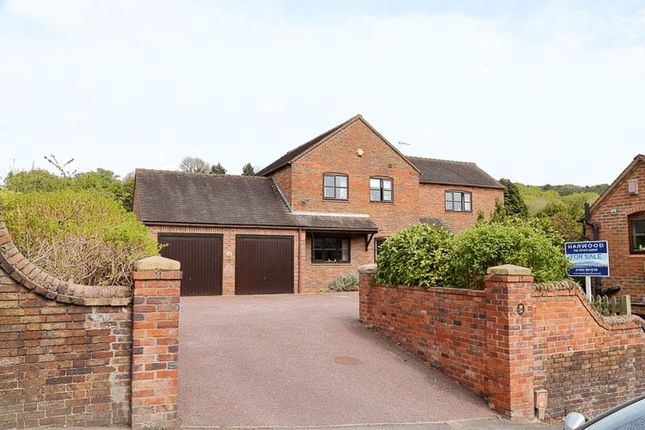 Thumbnail Detached house for sale in Belmont Road, Ironbridge, Telford