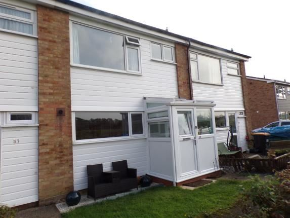Thumbnail Terraced house for sale in Chapelfield, Great Barford, Bedford, Bedfordshire