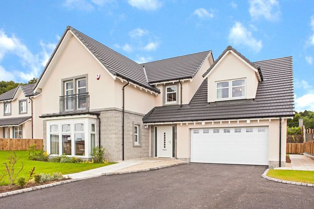 Thumbnail Detached house for sale in The Strathearn, Menzies Park, Riverside Of Blairs, Aberdeen