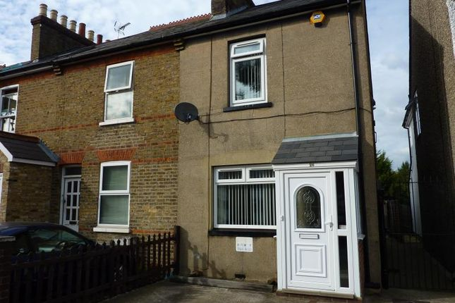Thumbnail Semi-detached house to rent in Queens Road, Slough