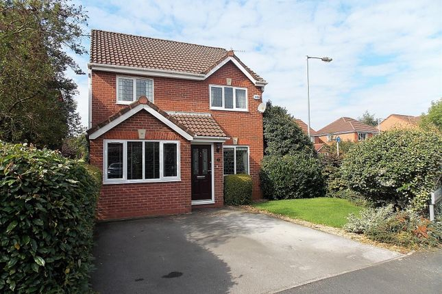 Thumbnail Detached house for sale in Hawkridge Close, Westhoughton, Bolton