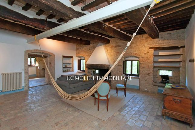 Small Sustainable Hamlet For Sale In Umbria