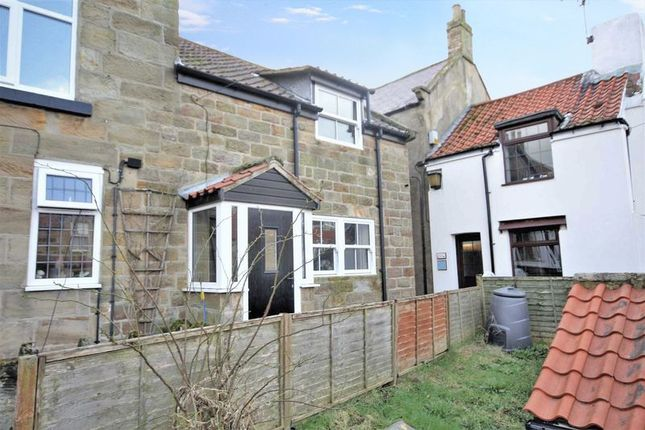 Thumbnail Terraced house to rent in Porret Lane, Hinderwell, Saltburn-By-The-Sea