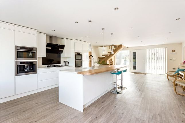 Thumbnail Detached house for sale in Berrys Green Road, Berrys Green, Westerham