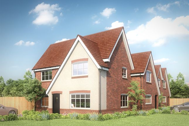 Thumbnail Semi-detached house for sale in Park Lane, Minworth, Sutton Coldfield
