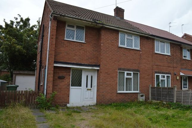 Thumbnail Semi-detached house to rent in Ambleside Road, Castleford