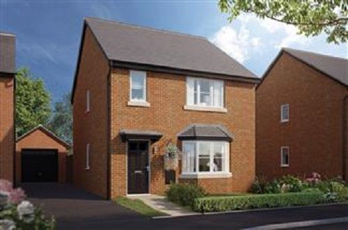 3 bedroom detached house for sale in Lon Masarn, Ty Coch, Swansea