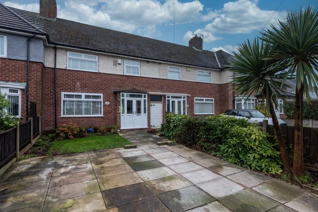 Thumbnail Terraced house for sale in Thirlmere Drive, Litherland, Liverpool
